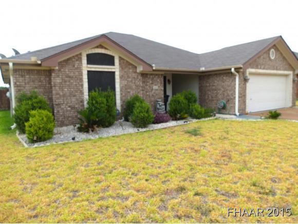 Rental Homes for Rent, ListingId:34928972, location: 3002 Hydrangea Avenue Killeen 76549
