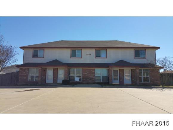 Rental Homes for Rent, ListingId:34935239, location: 4508 Mattie Drive Killeen 76549