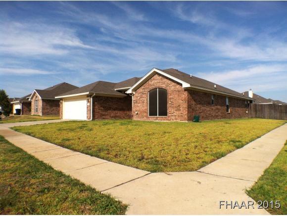 Rental Homes for Rent, ListingId:34953206, location: 2901 Bachelor Button Killeen 76549