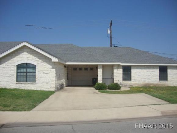 Rental Homes for Rent, ListingId:34953199, location: 1901-C N. W.S. Young Killeen 76543