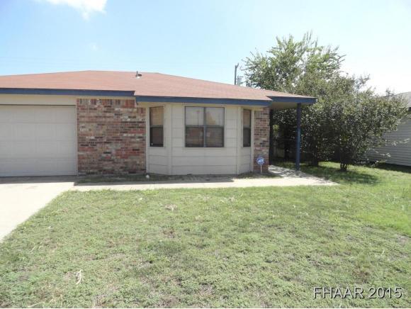 Rental Homes for Rent, ListingId:34953200, location: 2500 Boyd Avenue Killeen 76543