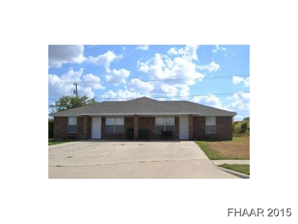 Rental Homes for Rent, ListingId:35057587, location: 1701 Copperfield Circle Killeen 76543