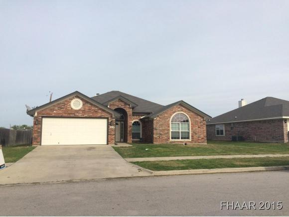 Rental Homes for Rent, ListingId:35105649, location: 2410 Bachelor Button Boulevard Killeen 76549