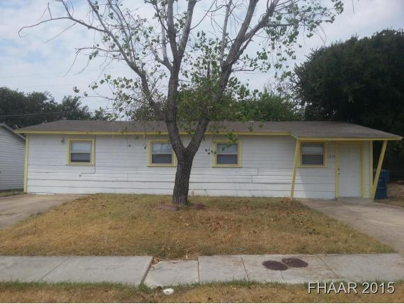 1214 S 3rd St, Copperas Cove, TX 76522