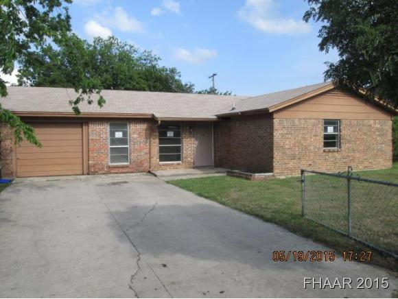 1501 Bluffdale St, Copperas Cove, TX 76522