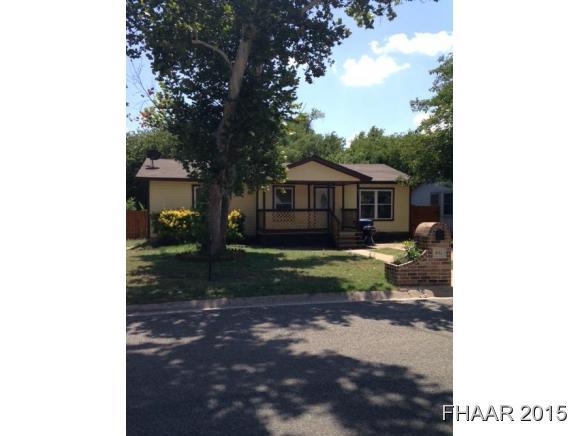 812 Little St, Copperas Cove, TX 76522