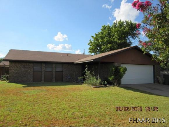 Rental Homes for Rent, ListingId:35217957, location: 2001 Eisenhower Drive Killeen 76543