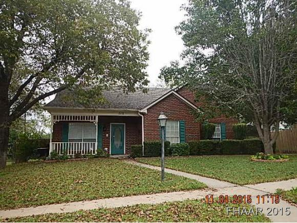 Rental Homes for Rent, ListingId:35321434, location: 713 N 7th Street Temple 76501