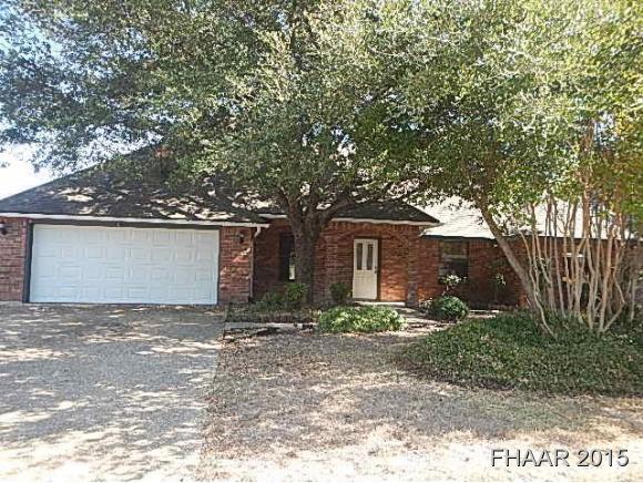 Rental Homes for Rent, ListingId:35541298, location: 805 Love Court Harker Heights 76548