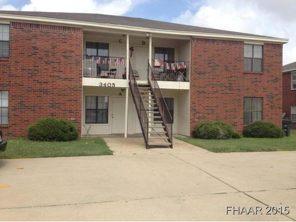 Rental Homes for Rent, ListingId:35642404, location: 3405 Barcelona Drive Killeen 76542