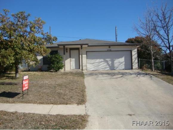 Rental Homes for Rent, ListingId:35650081, location: 2706 Transit Killeen 76543