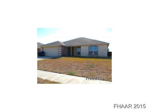 2509 Gail Dr, Copperas Cove, TX 76522