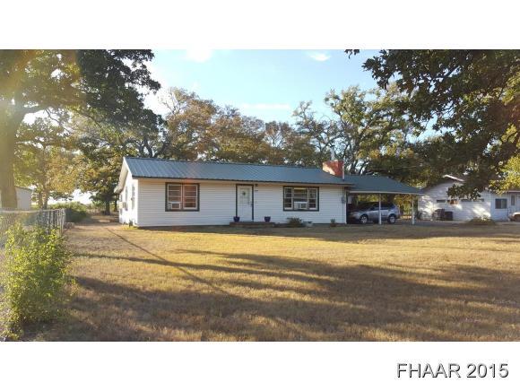507 State School Rd, Gatesville, TX 76528
