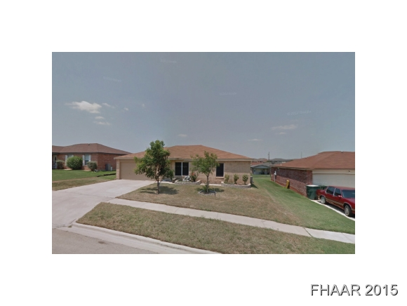 Rental Homes for Rent, ListingId:35748140, location: 4305 Tidal Wave Drive Killeen 76549