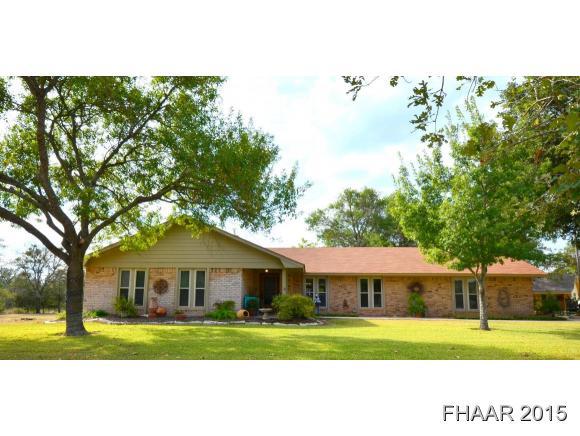 19.81 acres Belton, TX