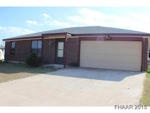 Rental Homes for Rent, ListingId:35787336, location: 2802 Kim Drive Killeen 76543