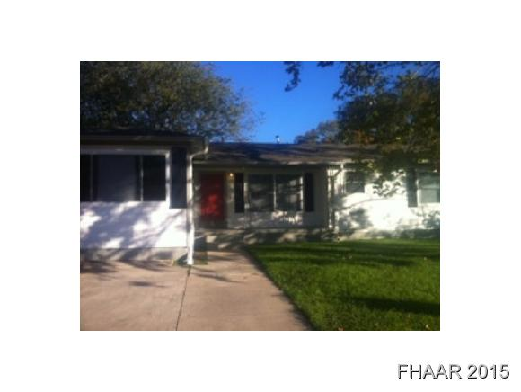 Rental Homes for Rent, ListingId:35826643, location: 1304 N W S Young Drive Killeen 76543