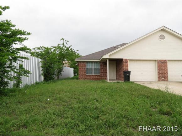 Rental Homes for Rent, ListingId:35839437, location: 601 - A E Avenue G Killeen 76541