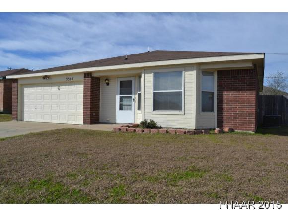 Rental Homes for Rent, ListingId:36026195, location: 3303 Windfield Dr Killeen 76549