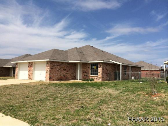Rental Homes for Rent, ListingId:36065960, location: 2807 Alma Drive Killeen 76549