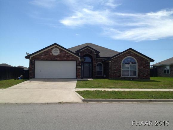 Rental Homes for Rent, ListingId:36065959, location: 2410 Bachelor Button Boulevard Killeen 76549