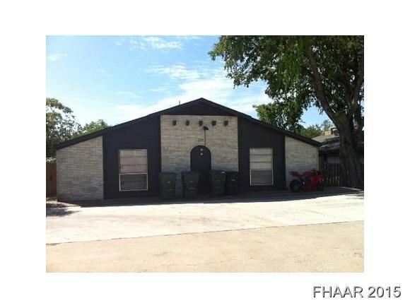 Rental Homes for Rent, ListingId:36123264, location: 2204 Wheeler Avenue Killeen 76549