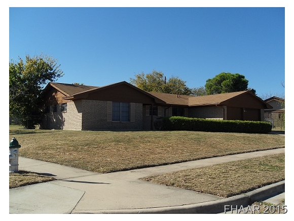 Rental Homes for Rent, ListingId:36123270, location: 3007 Sierra Killeen 76543
