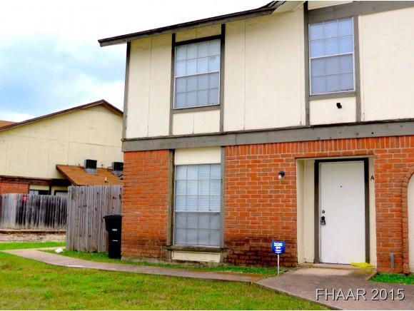 Rental Homes for Rent, ListingId:36195339, location: 4504-A Hunt Circle Killeen 76543
