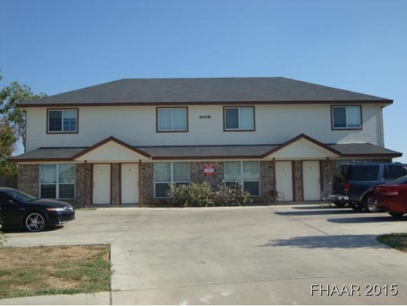 Rental Homes for Rent, ListingId:36277762, location: 4008-D Pilgram Killeen 76543