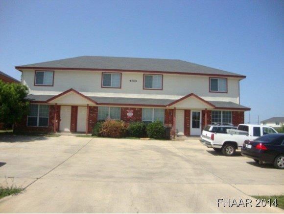 Rental Homes for Rent, ListingId:36277759, location: 4102-D Pilgram Killeen 76543