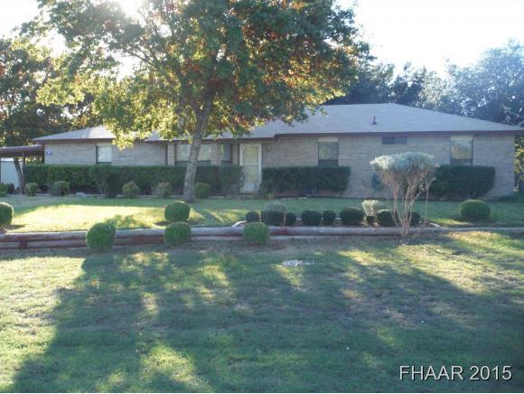 361 County Road 3081, Lampasas, TX 76550