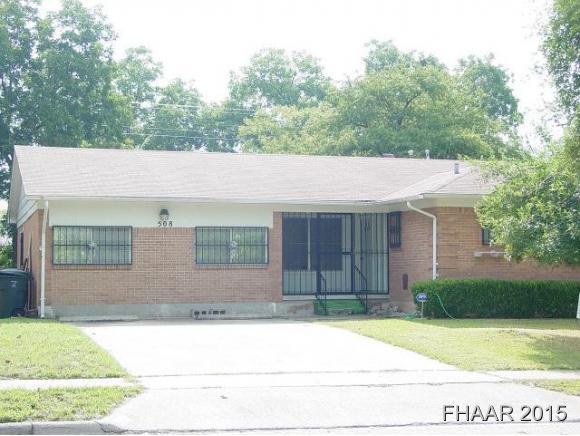 Rental Homes for Rent, ListingId:36315744, location: 508 Alexander Street Killeen 76541