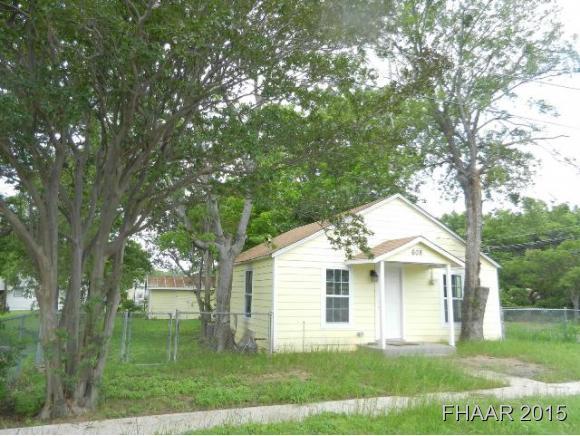 Rental Homes for Rent, ListingId:36326633, location: 608 W Avenue I Killeen 76541