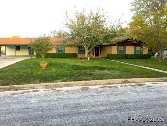 429 County Road 4000, Lampasas, TX 76550
