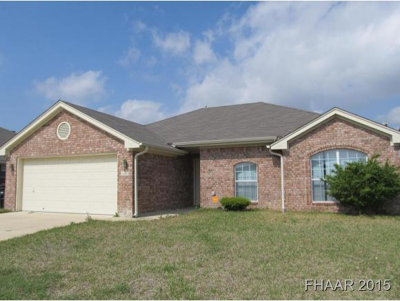 Rental Homes for Rent, ListingId:36531036, location: 2801 Bachelor Button Boulevard Killeen 76549