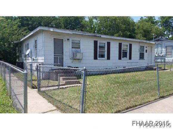 Rental Homes for Rent, ListingId:36565005, location: 1501 Mulford Street Killeen 76541