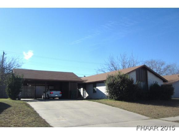 Rental Homes for Rent, ListingId:36641616, location: 414-B Skyline Killeen 76541
