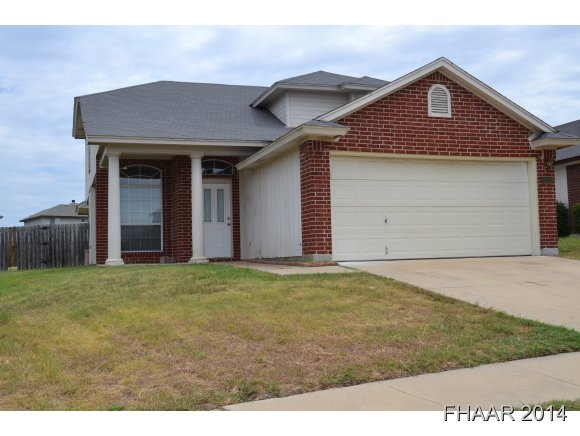 Rental Homes for Rent, ListingId:36667052, location: 2203 Tracey Ann Lane Killeen 76543