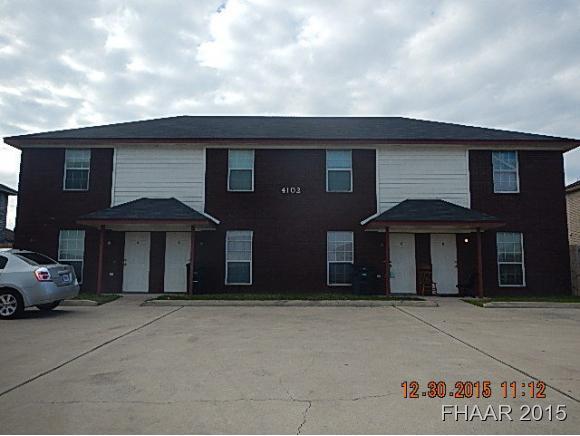 Rental Homes for Rent, ListingId:36691176, location: 4102-A Gus Drive Killeen 76549