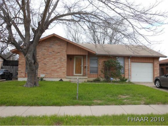 Rental Homes for Rent, ListingId:36926077, location: 1002 Missouri Avenue Killeen 76541