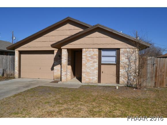 Rental Homes for Rent, ListingId:37016473, location: 2205 Creekwood Drive Killeen 76543