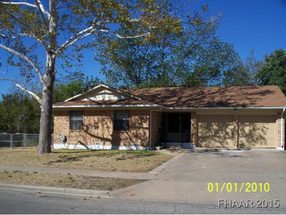 Rental Homes for Rent, ListingId:37166277, location: 603 Alexander St. Killeen 76541