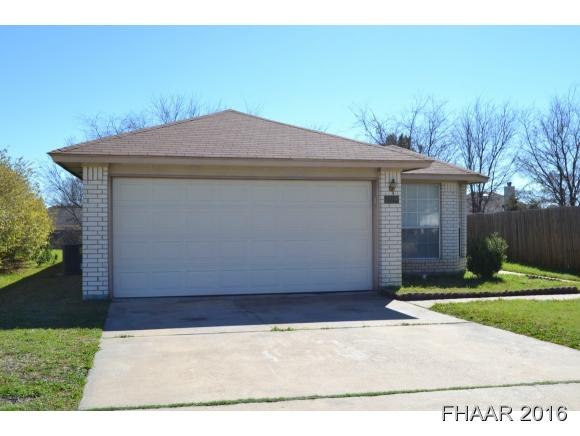 Rental Homes for Rent, ListingId:37166276, location: 2308 Tracey Ann Lane Killeen 76543