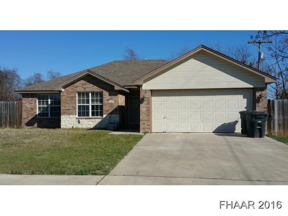 Rental Homes for Rent, ListingId:37173801, location: 2305 El Dorado Drive Killeen 76543