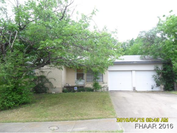 Photo of 1204 S 9th Street  Copperas Cove  TX