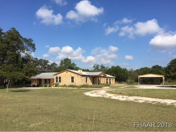 2742 County Road 1045, Lampasas, TX 76550