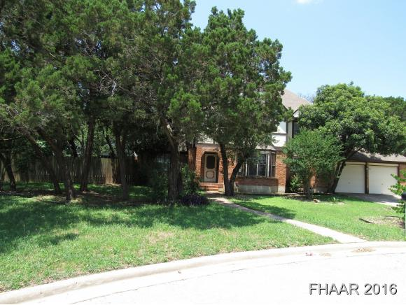 Photo of 110 Stone Canyon Court  Harker Heights  TX