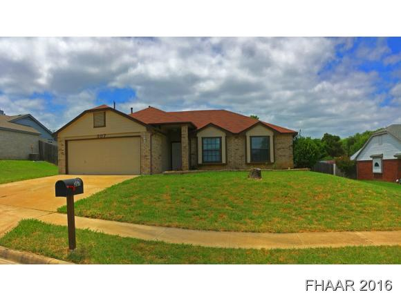 307 Eichelberger Dr, Copperas Cove, TX 76522