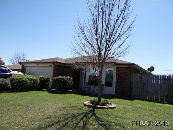 Photo of 4616 Ronald Drive  Killeen  TX