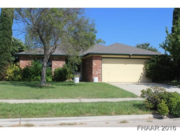 Photo of 617 Deloris Drive  Killeen  TX